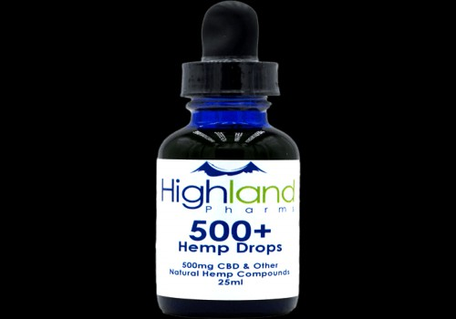 Buy Cannabitol 500 Hemp Oil Drops Online