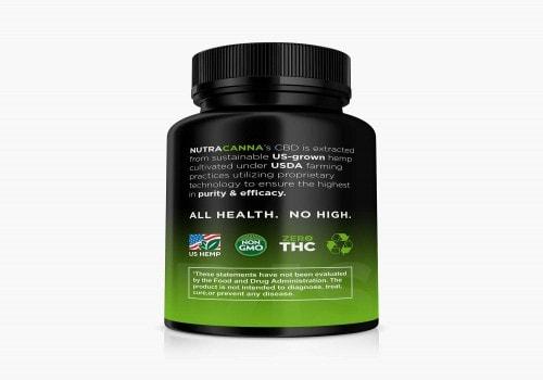 Buy Nutracann Hemp Oil Online